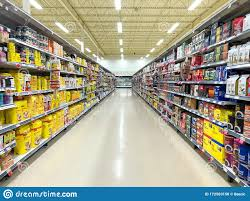 1,187 Large Supermarket Aisle Photos - Free & Royalty-Free Stock Photos  from Dreamstime